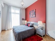 ulica Batorego apartamenty Kraków Stare Miasto apartament Różany