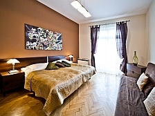 ulica Batorego apartamenty Kraków Stare Miasto apartament 4 Seasons
