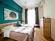 ulica Batorego apartamenty Kraków Stare Miasto apartament Morski