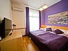 ulica Batorego apartamenty Kraków Stare Miasto apartament Krokusowy