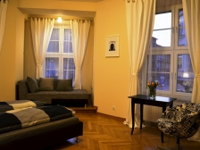 ulica Starowiślna apartamenty kraków kazimierz apartament Kazimierz