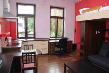 ulica Długa apartamenty Kraków Stare Miasto apartament Red Berry